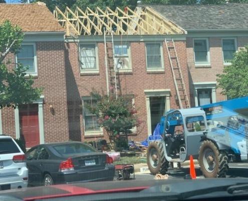 insurance process asphalt shingles