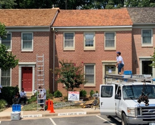 roofing insurance process