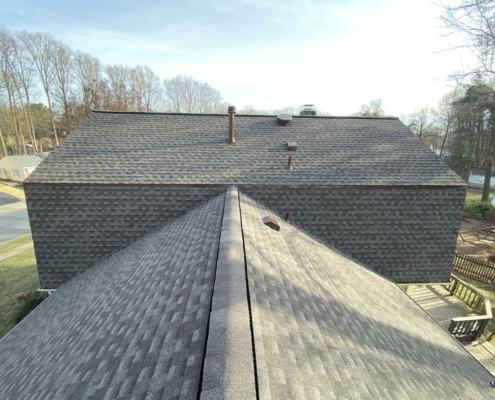 dimensional roof shingles