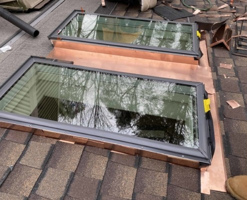 best Skylights Roofing at maryland