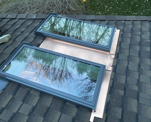 best Skylights Roofing at columbia